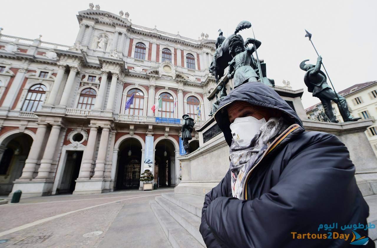 ايطاليا تزاحم الصين على الصدارة في فيروس كورونا و تفشي خطير