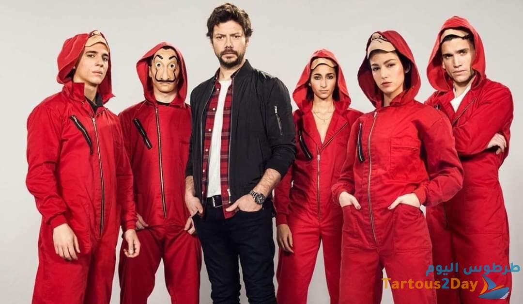 العرض الأول من الموسم الرابع من مسلسل لاكاسا دي بابيل عن سرقة لقاح فيروس كورونا