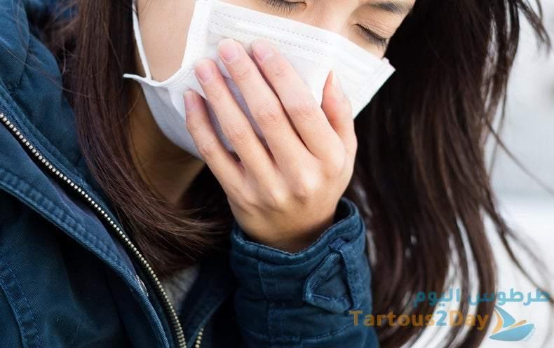 الأعراض الهضمية التي ظهرت على نصف المصابين بفيروس كورونا المستجد قبل ظهور الأعراض الصدرية