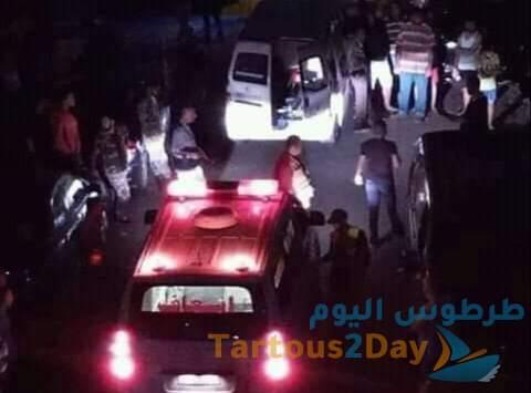 """روايات متضاربة حول الجريمة """"المجزرة العائلية """" التي وقعت في محافظة طرطوس"""