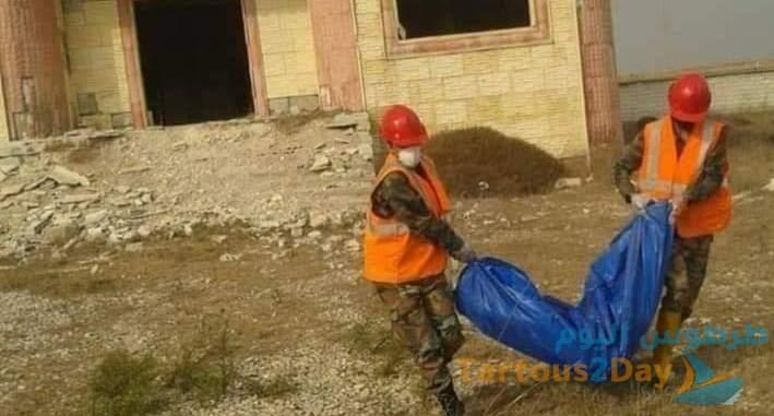 العثور على جثة امرأة داخل مقصف مهجور على اتستراد حمص طرطوس