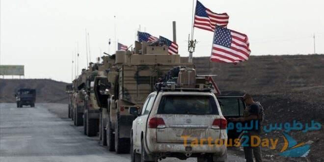 التحالف الدولي يستقدم تعزيزات عسكرية أمريكية كبيرة الى دير الزور