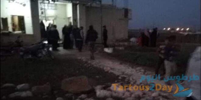 استشهاد وجرح 10 أطفال بانفجار لغم في درعا.