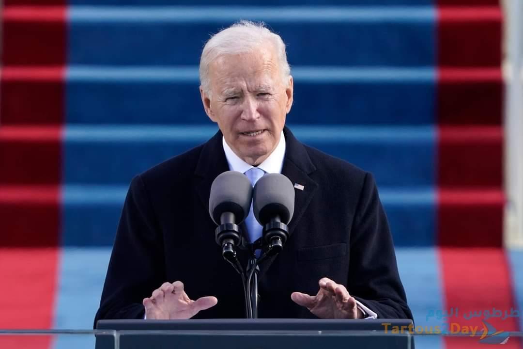أول 3 مراسيم رئاسية في الكونغرس يقرها بايدن فور استلامه