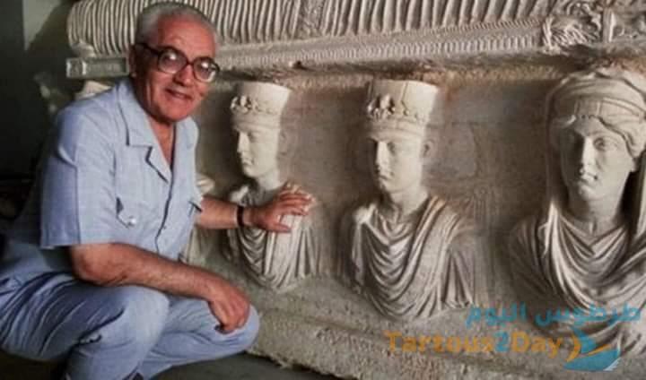 نجل عالم الآثار خالد الأسعد يوضح حقيقة العثور على رفات والده