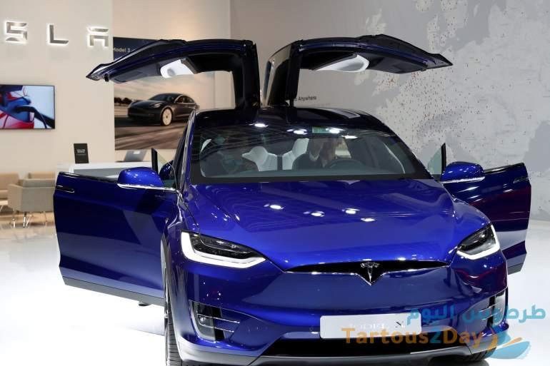 الصين تحظر سيارات تسلا وتعتبرها تهديداً لأمنها القومي !