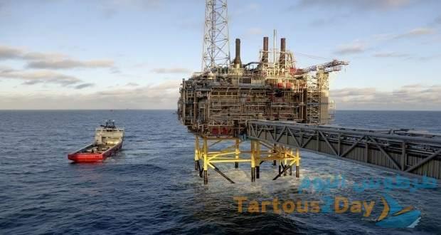 شركة كابيتال الروسية ستنقب عن النفط في بحر طرطوس لمدة 32 عام .