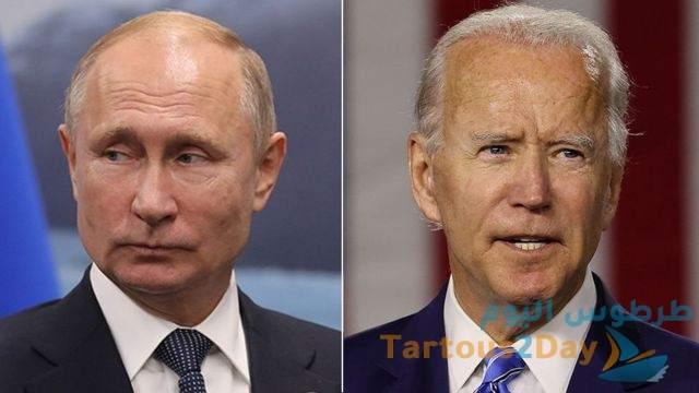 مستشار الأمن القومي الأمريكي : الرئيس بايدن لم يخطئ عندما وصف بوتين بالقاتل .