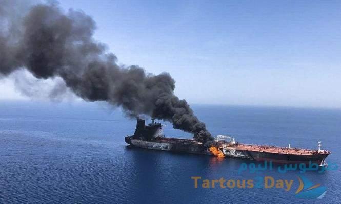 استهداف سفينة إسرائيلية في بحر العرب بصاروخ موجه .
