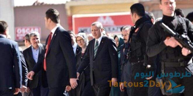 حارس أردوغان الشخصي ينتحر بسبب عدم تحمله الإهانات ... وهو ليس الأول !!!