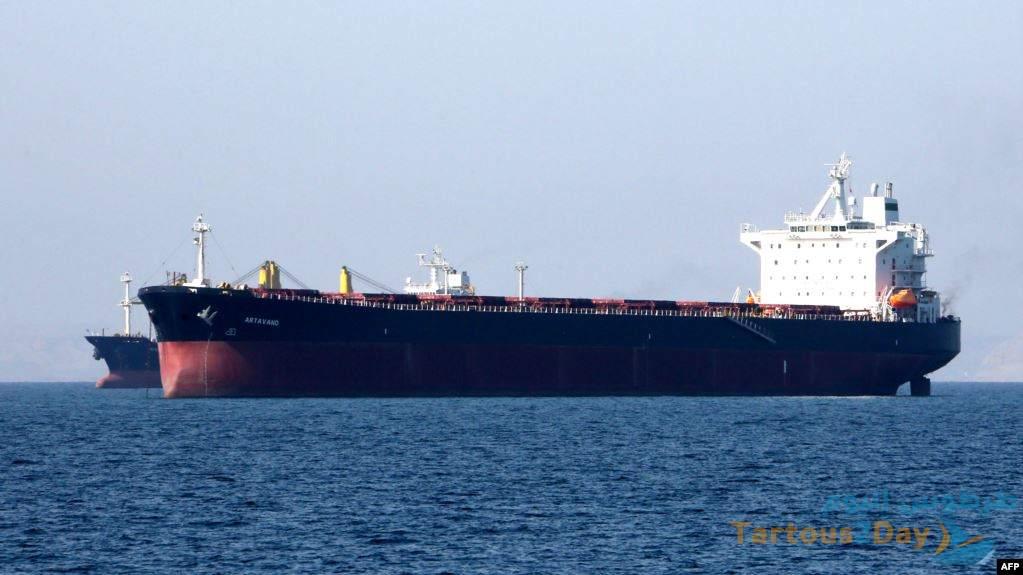 قادمة من ايران .. ثلاث ناقلات نفط تصل إلى ميناء بانياس اليوم .