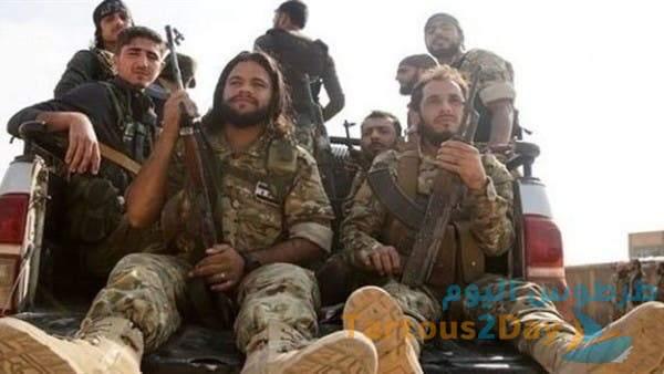 تفاهمات تقضي برحيل المرتزقة السوريين من ليبيا خلال 30 يوم .