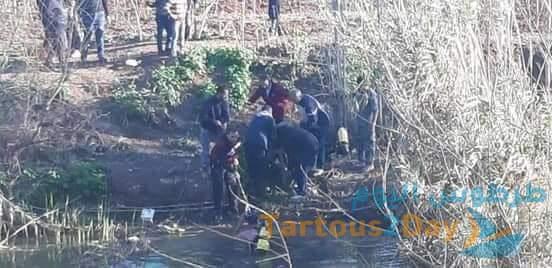 """غرق طفل مصاب """"بالتوحد"""" في نهر العاصي بمدينة حماة"""