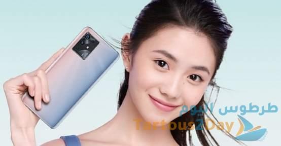 شركة ZTE تكشف عن هاتفها الجديد وتتحدى به هواتف هواوي الحديثة .