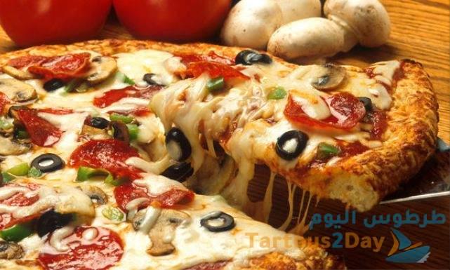 إليكم سر نجاح عجينة البيتزا الهشة..طريقة تحضير عجينة البيتزا