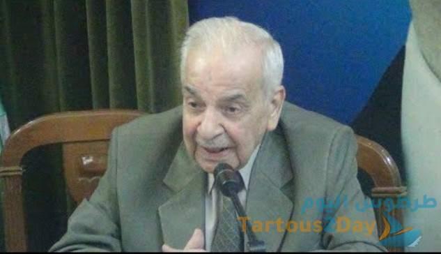 وفاة السفير الفلسطيني محمود الخالدي في سوريا بفيروس كورونا .