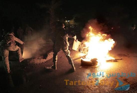 لبنان .. قتلى وجرحى أثناء توزيع حصص غذائية في طرابلس