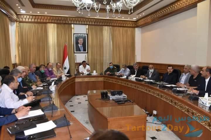 سبل تحقيق الأمن والسلامة على شوطئ محافظة طرطوس