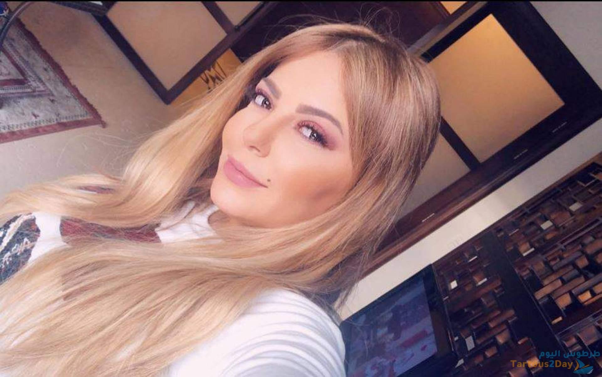 """"""" بطن """" الفنانة ليليا الاطرش يثير الجدل على مواقع التواصل .. صورة"""