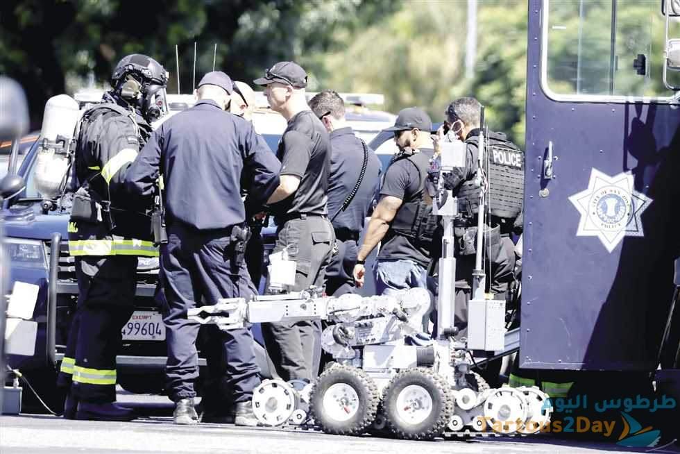موظف يقتل زملائه ثم ينتحر في كاليفورنيا و بايدن يعلق .