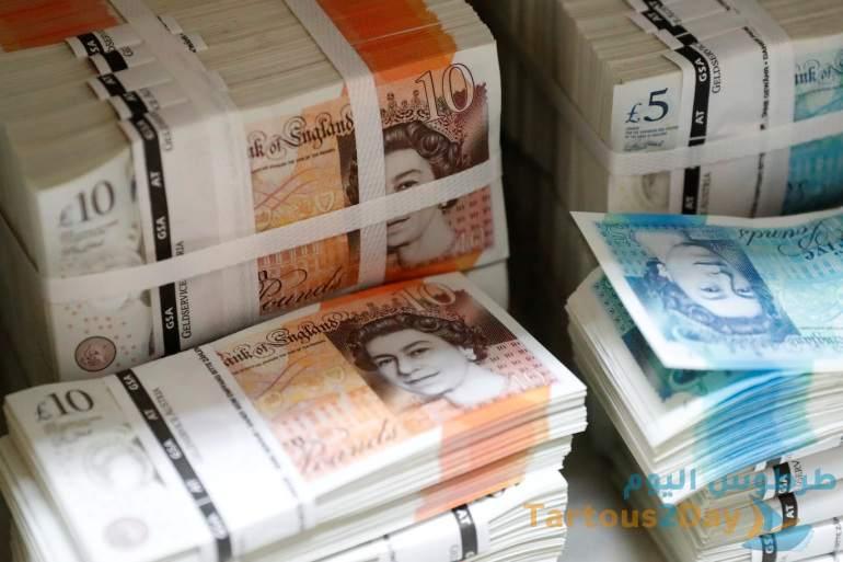 بريطانيا .. مصادرة أكبر مبلغ نقدي غير شرعي في لندن .
