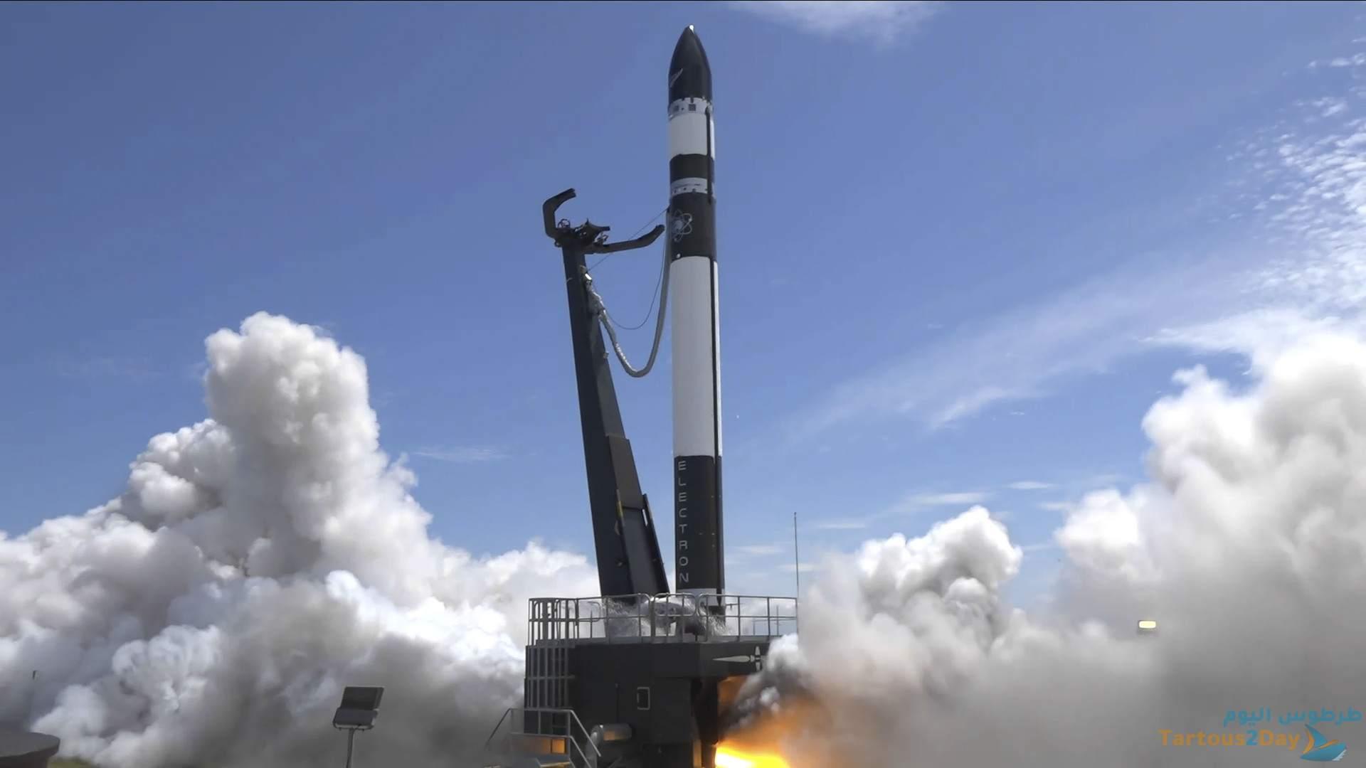 شركة Rocket Lab الأمريكية فقدت السيطرة على احد صورايخها