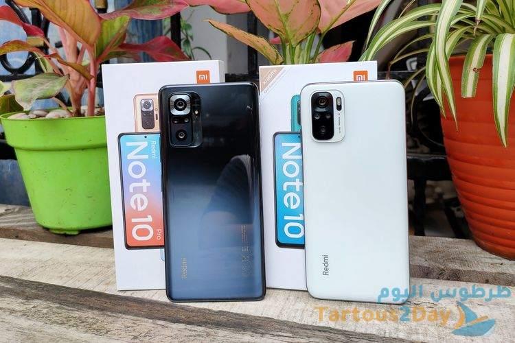 شركة شاومي تطلق هاتفها الجديد Redmi Note 10 .. مجموعة نسخ تعرف عليها .