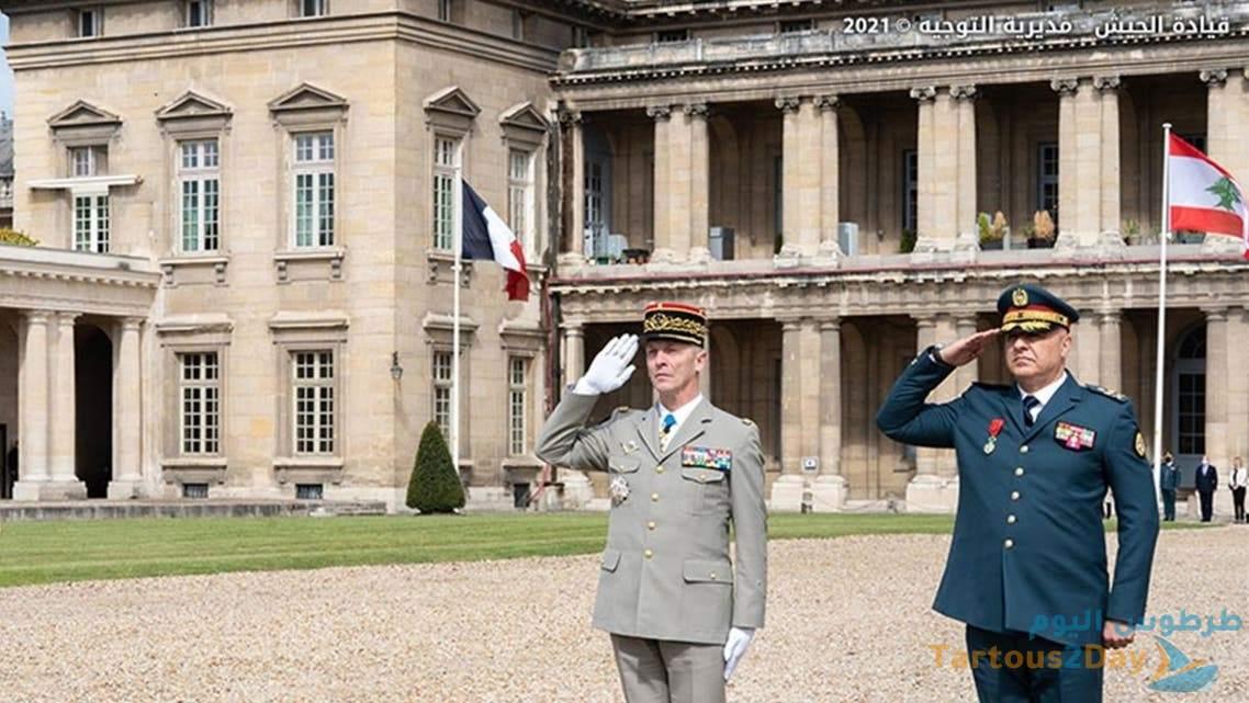 فرنسا تنظم مؤتمر دولي بهدف دعم الجيش اللبناني .