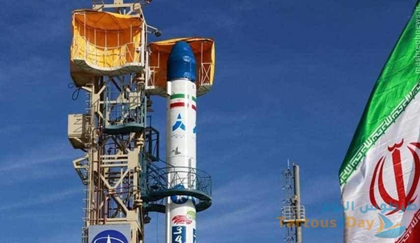 ايران .. مجموعة أقمار صناعية إلى الفضاء قريباً .