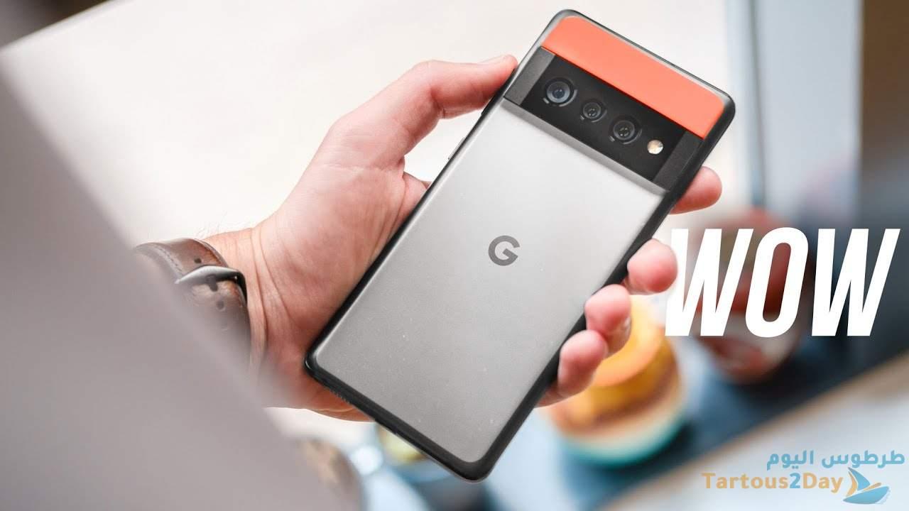 مواصفات و تصميم هاتف Google Pixel 6 Pro