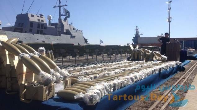 ايطاليا .. عمال ميناء ليفورنو يرفضون تواجد سفينة محملة بالسلاح متوجهة إلى اسرائيل