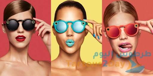 تستخدم الواقع المعزز .. شركة سناب تطرح نظارات Spectacles الذكية .