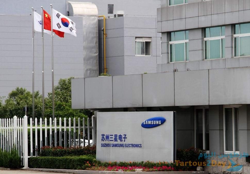 شركة سامسونغ توقف انتاج هاتف من الفئة المتوسطة بسبب نقص الرقائق .