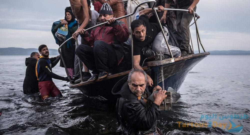 لبنان .. توقيف مركب يقل سوريين حاولوا الهجرة إلى أوروبا .