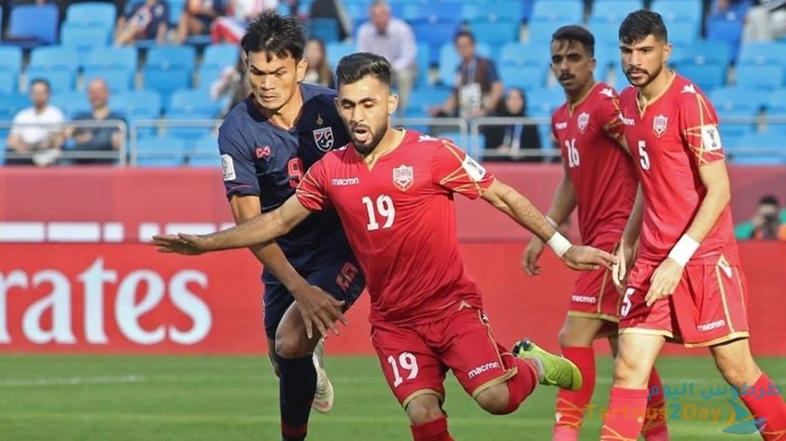 مشاهدة البث المباشر مباراة البحرين وكمبوديا ... تصفيات كاس العالم