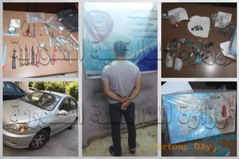 وزارة الداخلية تنشر تفاصيل اغتيال الدكتور كنان علي بعد القبض على القاتل