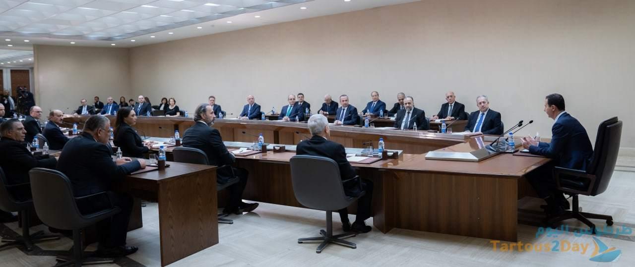 الرئيس الأسد عن سياسة دعم المواطن والهدف الأساسي من تنظيمها