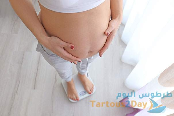 كيف يمكن للام خسارة الوزن بعد الولادة ؟