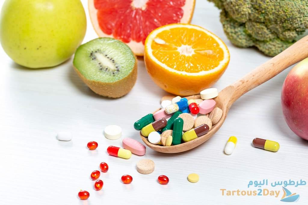 vitamins ماهي الفيتامينات؟