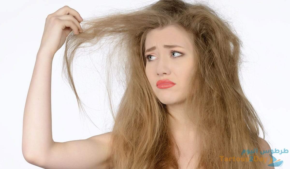 هل تعاني من جفاف الشعر؟؟....إليك أهم النصائح لعلاجه