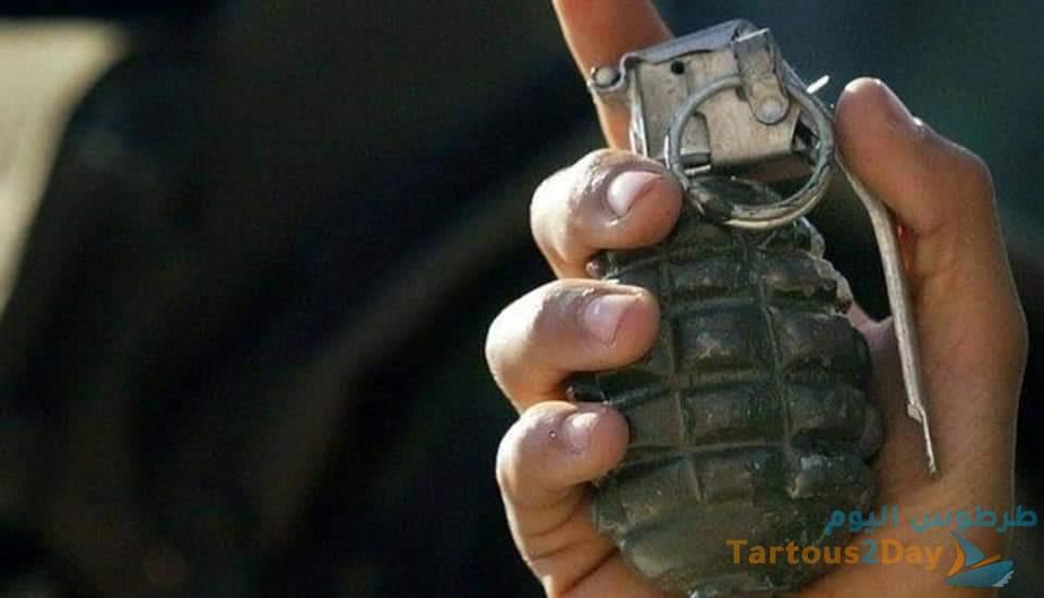 دمشق .. انهى حياة زوجته ويصيب تسعة اخرين بقنبلة في نهر عيشة