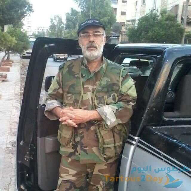 يحيى محمد حمود ... بثياب القداسة العسكرية