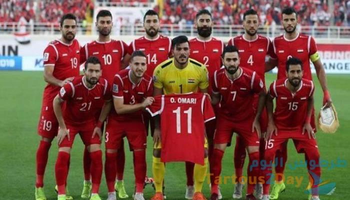 بث مباشر مباراة سوريا ضد لبنان و القنوات الناقلة ... تصفيات آسيا