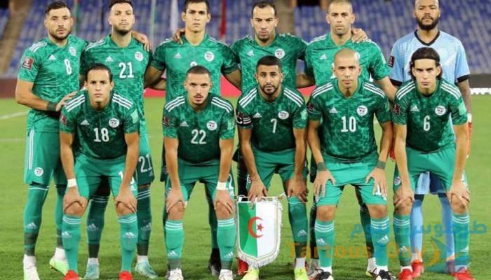 موعد مشاهدة مباراة النيجير و الجزائر و القنوات الناقلة ... تصفيات كأس العالم